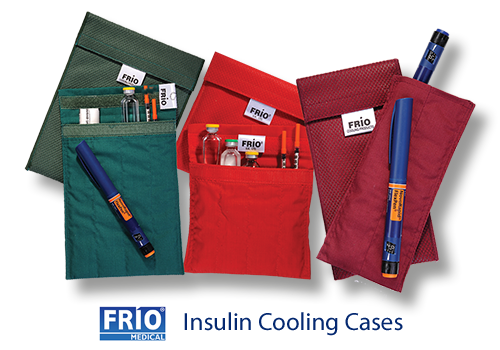 Frio Insulin cooling cases
